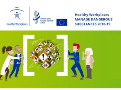 Salute e sicurezza negli ambienti di lavoro in presenza di sostanze pericolose. La Campagna 2018-2019 dell'EU-OSHA
